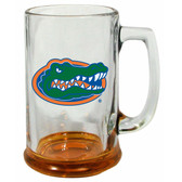 Florida Gators 15 oz Highlight Decal Glass Stein