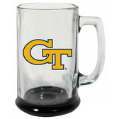 Georgia Tech Yellow Jackets 15 oz Highlight Decal Glass Stein
