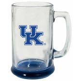 Kentucky Wildcats 15 oz Highlight Decal Glass Stein