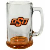 Oklahoma State Cowboys 15 oz Highlight Decal Glass Stein