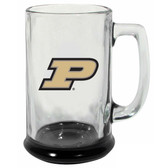 Purdue Boilermakers 15 oz Highlight Decal Glass Stein