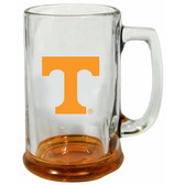 Tennessee Volunteers 15 oz Highlight Decal Glass Stein