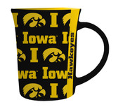 Iowa Hawkeyes Line Up Mug