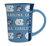 North Carolina Tar Heels Line Up Mug