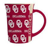 Oklahoma Sooners Line Up Mug
