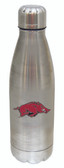 Arkansas Razorbacks 17 oz Stainless Steel Water Bottle