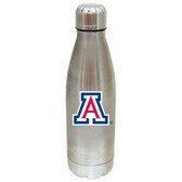 Arizona Wildcats 17 oz Stainless Steel Water Bottle