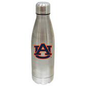 Auburn Tigers 17 oz Stainless Steel Water Bottle