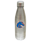 Boise State Broncos 17 oz Stainless Steel Water Bottle