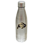 Colorado Buffaloes 17 oz Stainless Steel Water Bottle