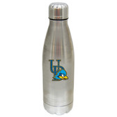 Delaware Blue Hens 17 oz Stainless Steel Water Bottle