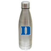 Duke Blue Devils 17 oz Stainless Steel Water Bottle