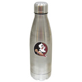 Florida State Seminoles 17 oz Stainless Steel Water Bottle