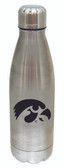 Iowa Hawkeyes 17 oz Stainless Steel Water Bottle