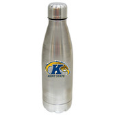 Kent State 17 oz Stainless Steel Water Bottle