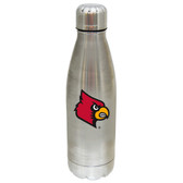 Louisville Cardinals 17 oz Stainless Steel Water Bottle