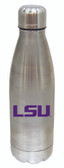 LSU Tigers 17 oz Stainless Steel Water Bottle