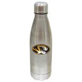 Missouri Tigers 17 oz Stainless Steel Water Bottle