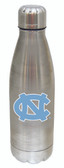 North Carolina Tar Heels 17 oz Stainless Steel Water Bottle