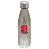 North Carolina State Wolfpack 17 oz Stainless Steel Water Bottle