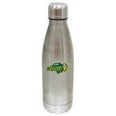 North Dakota State Bison 17 oz Stainless Steel Water Bottle