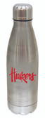 Nebraska Cornhuskers 17 oz Stainless Steel Water Bottle