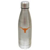 Texas Longhorns 17 oz Stainless Steel Water Bottle