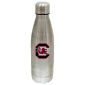 South Carolina Gamecocks 17 oz Stainless Steel Water Bottle