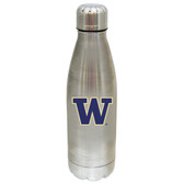 Washington Huskies 17 oz Stainless Steel Water Bottle