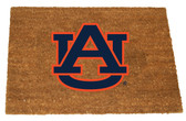 Auburn Tigers Colored Logo Door Mat