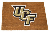 Central Florida Golden Knights Colored Logo Door Mat