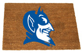 Duke Blue Devils Colored Logo Door Mat