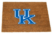 Kentucky Wildcats Colored Logo Door Mat