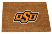 Oklahoma State Cowboys Colored Logo Door Mat
