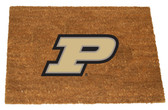 Purdue Boilermakers Colored Logo Door Mat