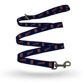 Detroit Tigers Pet Leash Size S/M