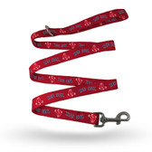 Boston Red Sox Pet Leash Size S/M