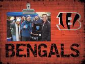 Cincinnati Bengals Clip Frame