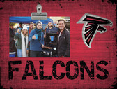 Atlanta Falcons Clip Frame