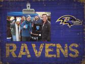 Baltimore Ravens Clip Frame