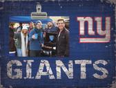 New York Giants Clip Frame
