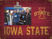 Iowa State Cyclones Clip Frame