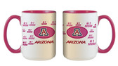 Arizona Wildcats 15oz Mom Mug