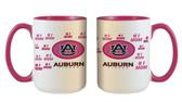 Auburn Tigers 15oz Mom Mug