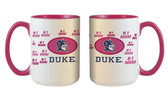 Duke Blue Devils 15oz Mom Mug