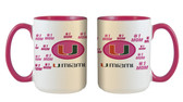Miami Hurricanes 15oz Mom Mug