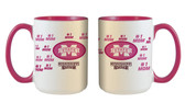 Mississippi State Bulldogs 15oz Mom Mug