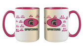 Michigan State Spartans 15oz Mom Mug