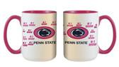 Penn State Nittany Lions 15oz Mom Mug