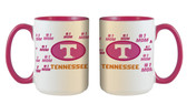 Tennessee Volunteers 15oz Mom Mug